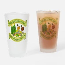 Funny Saint Patricks Day Leprechaun Brewery Drinki