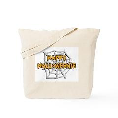Happy Halloweenie Tote Bag