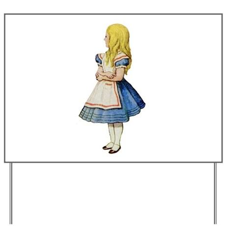 NEW_ALICE_JUST_ALICE copy.png Yard Sign