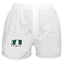 Nigerian flag Boxer Shorts