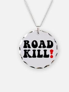 ROAD KILL! - REDNECK - LOWER Necklace