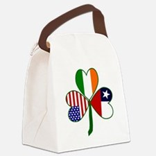 Shamrock of Chile Canvas Lunch Bag