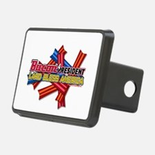 Bacon LB America Too! Hitch Cover