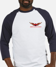 Wings Web Baseball Jersey