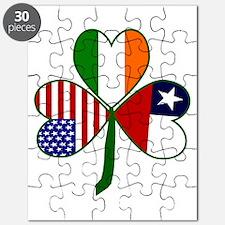 Shamrock of Chile Puzzle