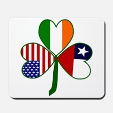 Shamrock of Chile Mousepad