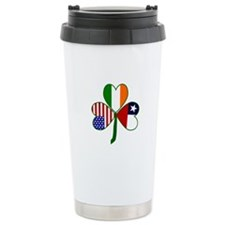 Shamrock of Chile Travel Mug