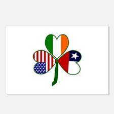 Shamrock of Chile Postcards (Package of 8)