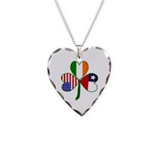 Shamrock of Chile Necklace