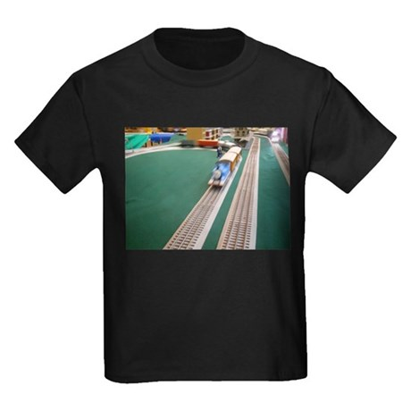 Famous Kids Train Set T-Shirt
