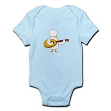Lute Player Body Suit