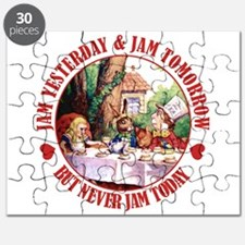 THE MAD HATTER'S RULES Puzzle