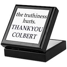Thankyou Colbert Keepsake Box