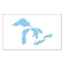 Great Lake Decal