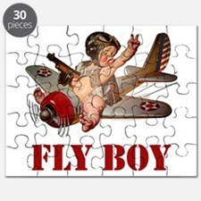 FLY BOY Puzzle