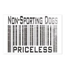 Non-Sporting Dogs Postcards (Package of 8)