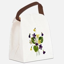 violets_Embroidery036 copy.png Canvas Lunch Bag