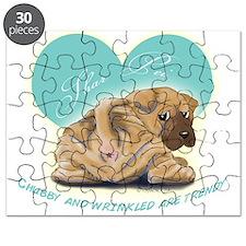 Shar Pei Puzzle