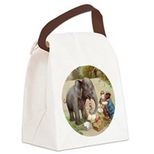 Roosevelt_Bears_elephant_picnic_clock.png Canvas L