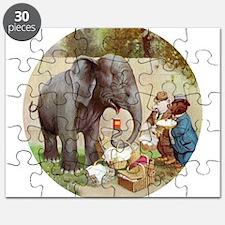 Roosevelt_Bears_elephant_picnic_clock.png Puzzle