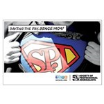 SPJ Superman Posters
