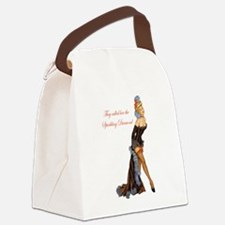 Sparkling Diamond.png Canvas Lunch Bag