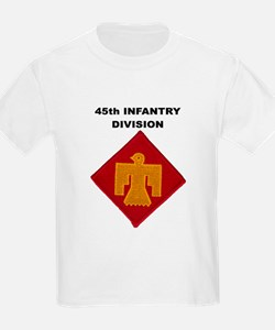 45th INfantry Division Kids T-Shirt