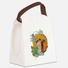 PETER PETER PUMPKIN EATER Canvas Lunch Bag