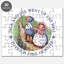 JACK & JILL WENT UP THE HILL Puzzle