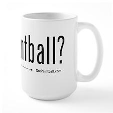 Got Paintball Large Coffee Cup / Mug