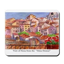 Remember Italy Mousepad