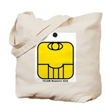YELLOW Magnetic SEED Tote Bag