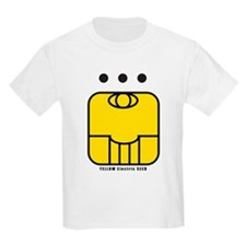 YELLOW Electric SEED Kids T-Shirt