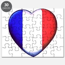 My French Heart Puzzle
