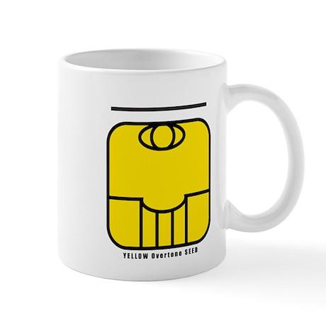 YELLOW Overtone SEED Mug