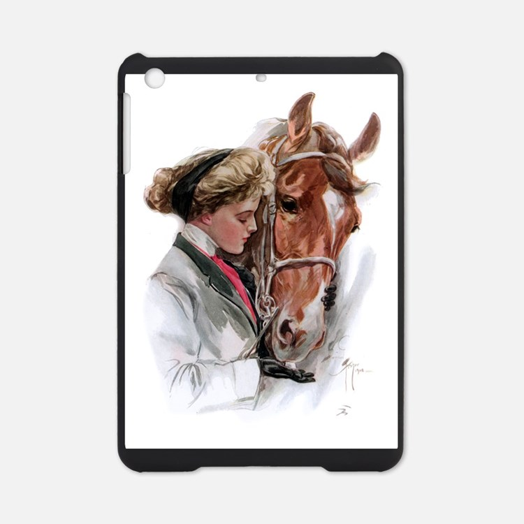 fair americans horse.png iPad Mini Case