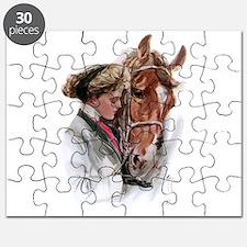 fair americans horse.png Puzzle