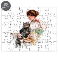 FISHER_ON THE PORCH.png Puzzle