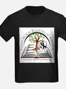 Gypsy Horse Registry of America T-Shirt