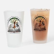 Gypsy Horse Registry of America Drinking Glass