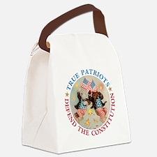 TruePatriotBears_RB copy.png Canvas Lunch Bag