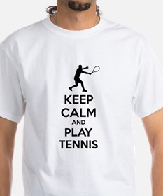 Keep calm and play tennis Shirt