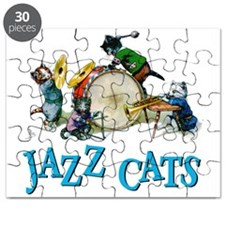 Jazz Cats Blue.png Puzzle