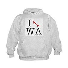 I Skate Washington Hoody