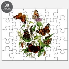 BUTTERFLIES& thistle 1010300.jpg Puzzle