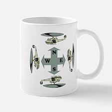 Helicopter Compass Mug