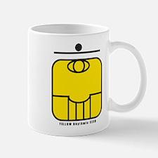 YELLOW Rhythmic SEED Mug