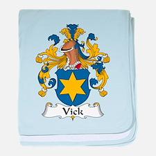 Vick baby blanket