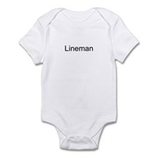 Lineman Infant Bodysuit