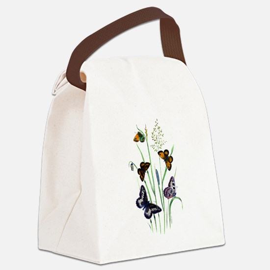 Butterfly 29.png Canvas Lunch Bag